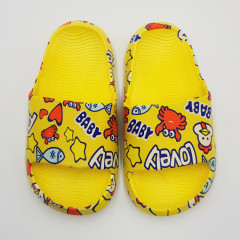LOVELY Girls Slippers (YELLOW) (26 to 30)