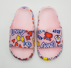 LOVELY Girls Slippers (LIGHT PINK) (26 to 35)