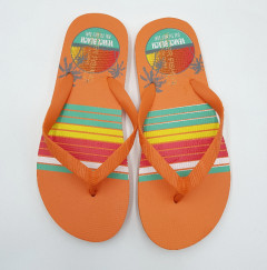Mens Slippers ( ORANGE ) (40 to 45)