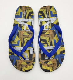 Mens Slippers ( YELLOW - BLUE ) (40 to 45)