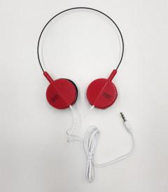 Head Phone (RED - WHITE) (OS) (GM)
