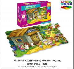 Landscape Painting Puzzle (AS PHOTO) (GM)
