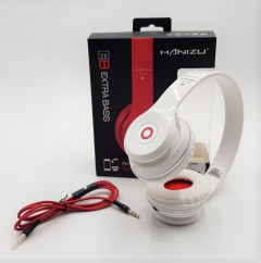 Hanizu HZ-100 Extra Bass Stereo Headphone (Headset)