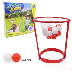 Children's outdoor toys overhead basketball safety puzzle parent-child sports outdoor