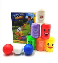 1 Pcs Animal Print Plastic Bowling Set, Bolero Toy
