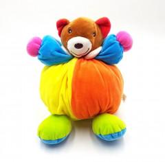 Colorful Teddy Bear
