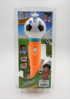 TY Football Microphone Toy