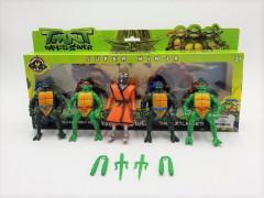 Super Ninja The Turtles Set