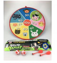 fabric toy dart guns children target game sport toys set