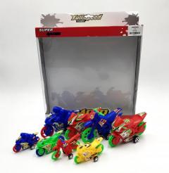 Set Motor Mainan untuk Anak anak anda