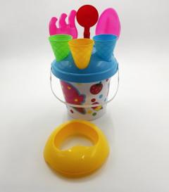 Beach Toy Bucket