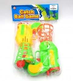 2 Pcs Set Catch Ball Game for Kids