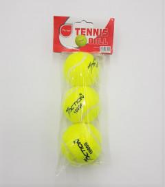 3 Pcs Tennis Ball Pack
