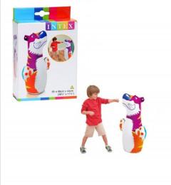 Inflatable 3D Tiger boxing bag Intex