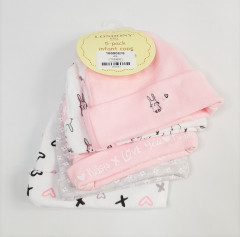 5-Pack Infant Caps