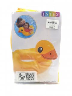 Duck Animal Spilt Ring, Inflatable pool swim kids toy