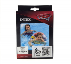 Intex Cars Swim Ring