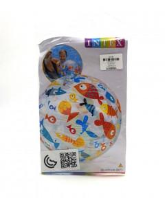 INTEX Children's Lively Print Beach Ball