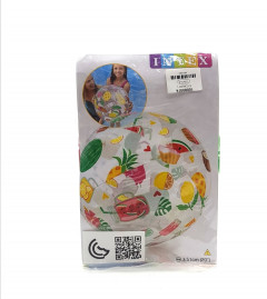 Intex Lively Print Ball (Fruits)