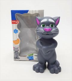 Kidskaart Talking Tom Toy - Height 25 cm