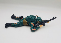 Crawling Soldier Toy