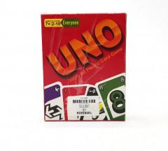 UNO 100% All Plastic Card Game
