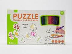 Puzzel Numbers And Arithmetic