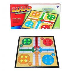 Magnetic Ludo Board Game