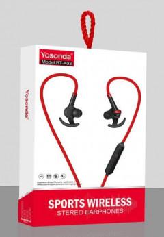 Yosonda Sports Wireless Stereo Bluetooth Headsets BT-A02