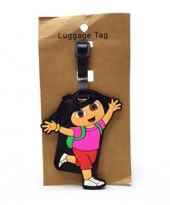 Dora Luggage Tags