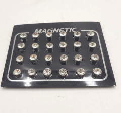 12 Pcs Earring Magnetic
