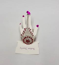 Ladies Finger Ring Hand Jewelry