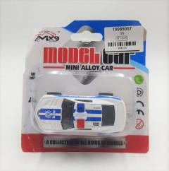 Model Police Car Toys