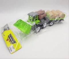 Friction Power Farmer Car Toys