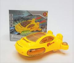 Music Machine Space Race 3D Light