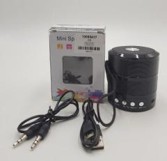 Black Mini Speaker WS-887