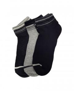 3 Pack Mens Casual Socks