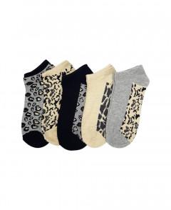 5 Pcs Ladies Socks