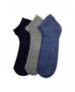 Mens Socks 3 Pcs Pack