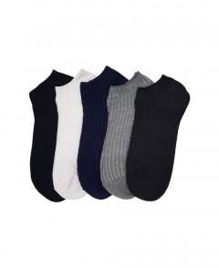 5 Packs Ladies Socks