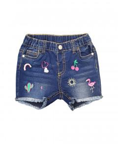 Girls Jeans Short