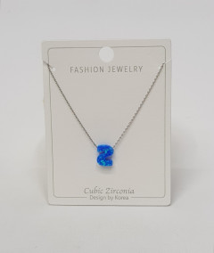 Initial Letter Necklace S