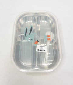 Stainless Steel Lunch Box With Lid