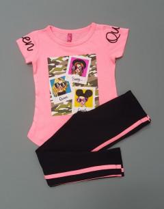 Girls 2 Pcs Pyjama Set