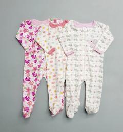 3 Pcs Kids Sleep Suit